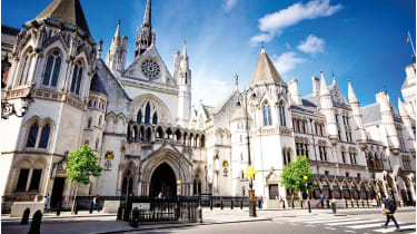 Royal Courts of Justice © Getty Images/ iStock