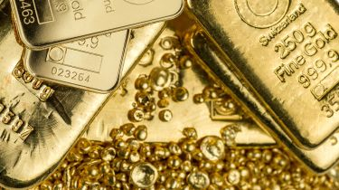 Gold: boosted by the coronavirus