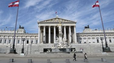 Austrian Parliament building © JOE KLAMAR/AFP via Getty Images