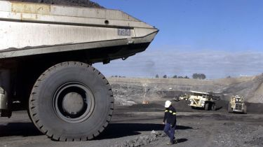 BHP Billiton coal mine