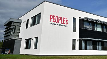 People's Energy Company office