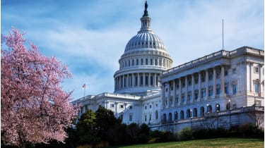 The US Congress has banned firms that receive federal aid from buying back shares © iStockphoto