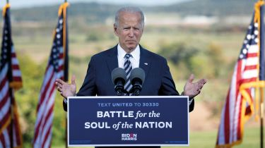 Joe Biden © BRENDAN SMIALOWSKI/AFP via Getty Images