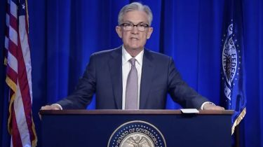 Screen grab of Jerome Powell © US Federal Reserve