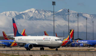 Planes at the Southern California Logistics Airport ©