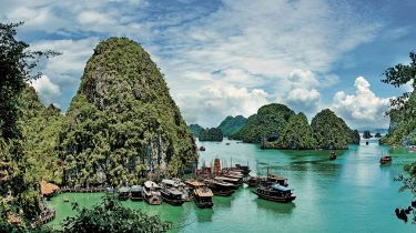 Ha Long Bay, Vietnam © Getty Images/iStockphoto