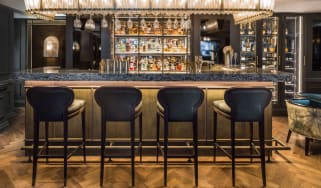 The Dandy Bar at The Mayfair Townhouse, London