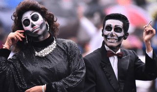 Mexico City Day Of The Dead  © Getty Images