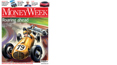 Cover of MoneyWeek magazine issue no 1010, Friday 31 July 2020