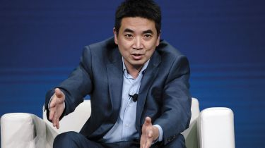 Eric Yuan of Zoom Video Communications  © Michael Short/Bloomberg via Getty Images