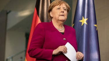 Angela Merkel © MICHAEL KAPPELER/POOL/AFP via Getty Images
