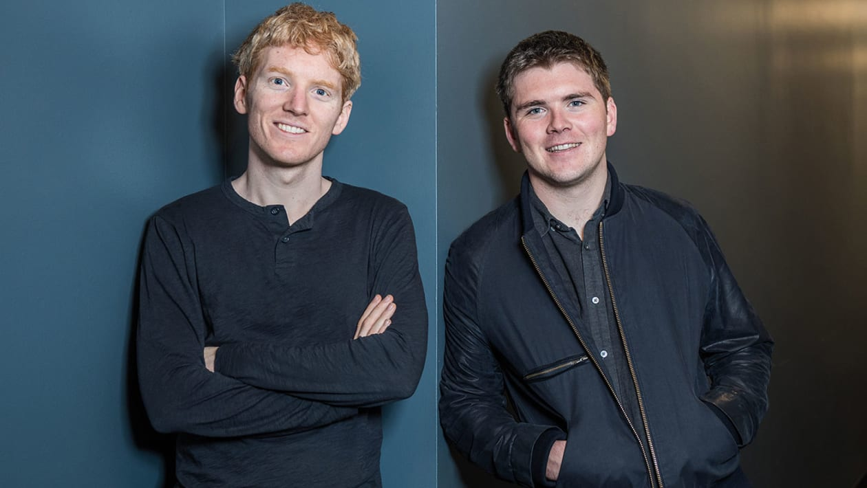 John and Patrick Collison: the nerds who conquered Silicon Valley | MoneyWeek