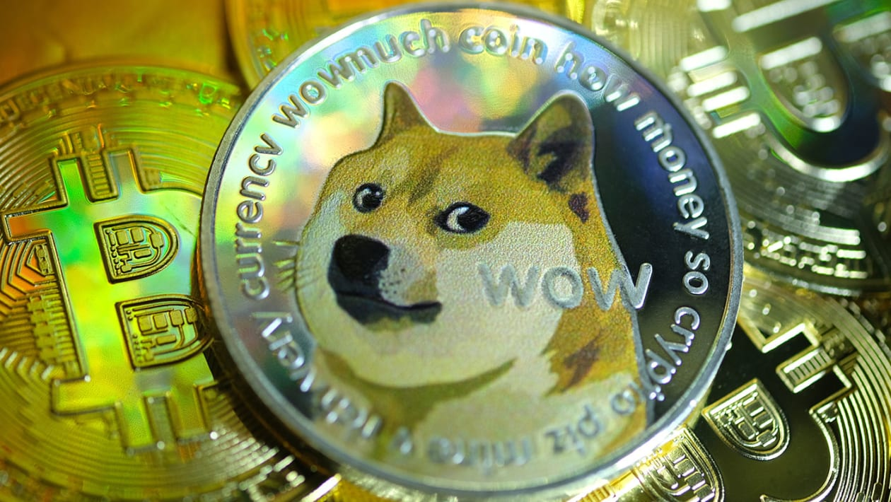 Dogecoin goes to the moon. What's going on?   MoneyWeek