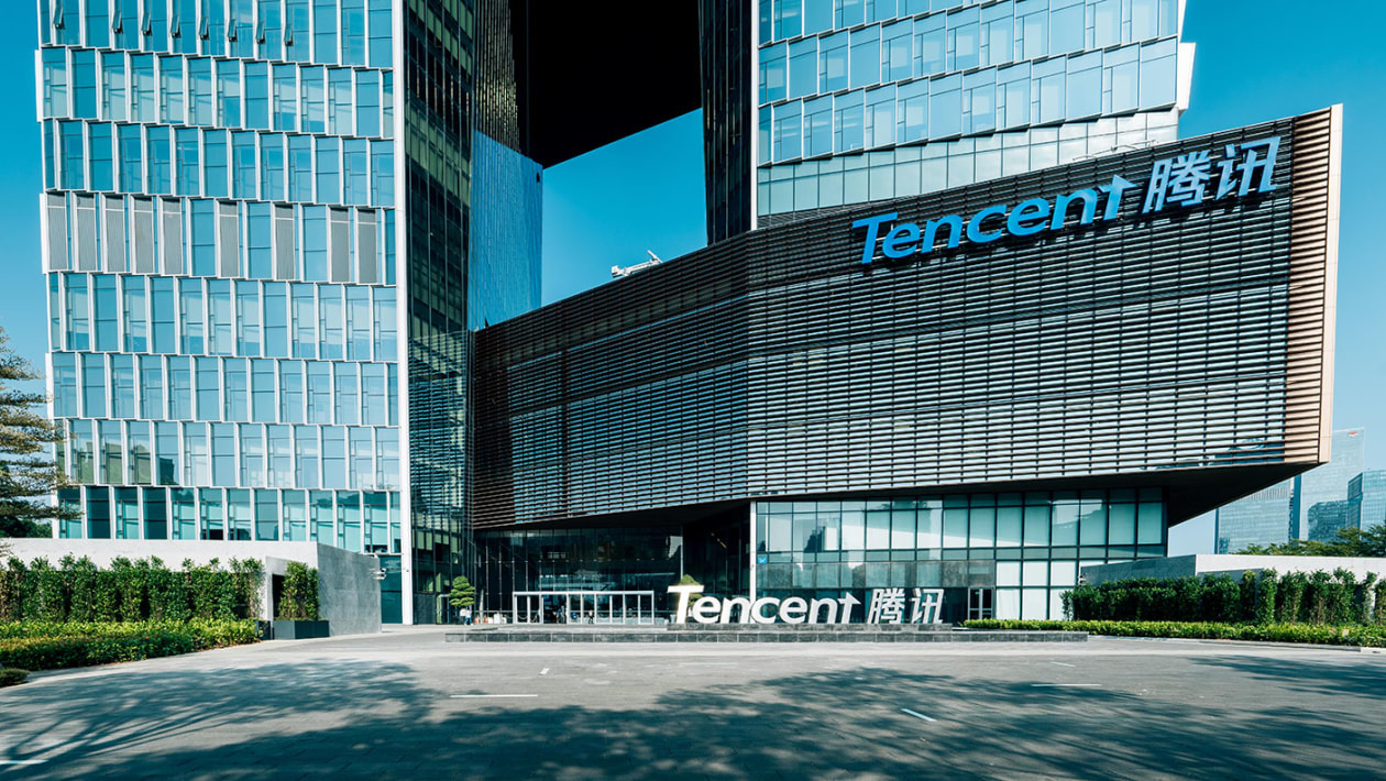Tencent shares dive as China targets video games industry | MoneyWeek