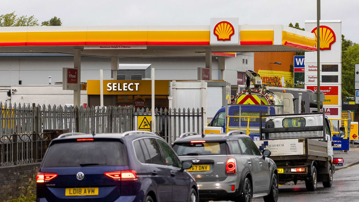 Why are people panicking about fuel shortages?   MoneyWeek