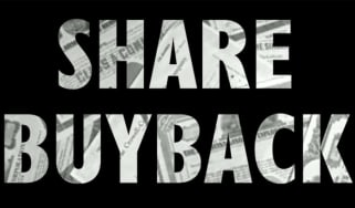 Too embarrassed to ask - what is a share buyback?