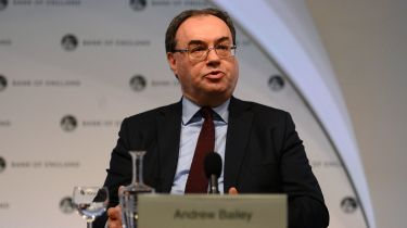 Andrew Bailey, governor of the Bank of England ©  Kirsty O'Connor - WPA Pool/Getty Images