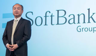 Masayoshi Son, SoftBank CEO