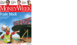 Cover of MoneyWeek magazine issue no 1045, Friday 2 April 2021