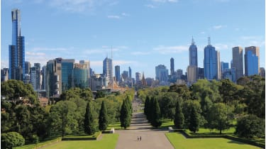 GDP heads down Down Under: a 28-year growth streak is ending © iStockphoto