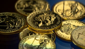 Gold coins © Emmanuele Contini/Getty Images