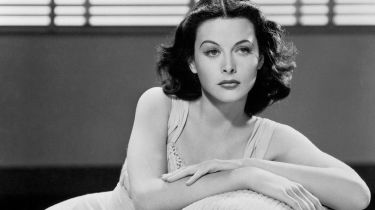 Hedy Lamarr © George Rinhart/Corbis via Getty Images