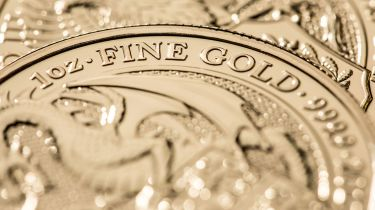 Gold coins © Jason Alden/Bloomberg via Getty Images