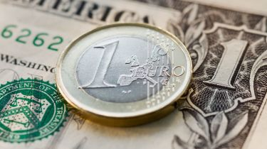 The euro is in a bear market against the US dollar