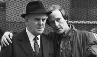 George Cole as Arthur Daley with Dennis Waterman