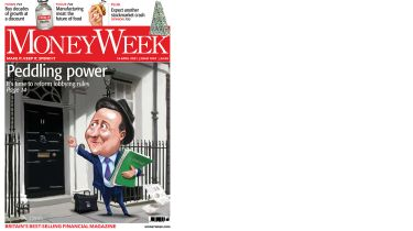 Cover of MoneyWeek magazine issue no 1047, Friday 16 April 2021