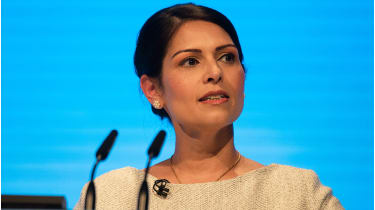 Priti Patel might be able to lure more British workers from their sofas