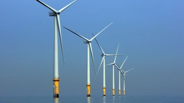 Offshore wind turbines © Christopher Furlong/Getty Images
