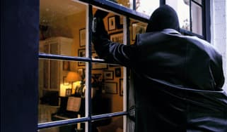 A burglar © Getty Images