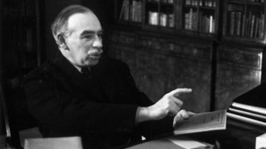 John Maynard Keynes © Tim Gidal/Picture Post/Hulton Archive/Getty Images