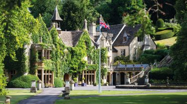The Manor House in Castle Combe