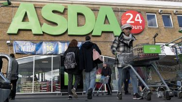 Asda © JUSTIN TALLIS/AFP via Getty Images