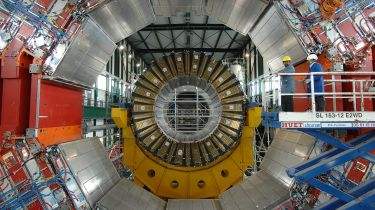 Large Hadron Collider © Lionel FLUSIN/Gamma-Rapho via Getty Images