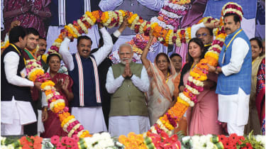 Modi has promised a support package worth 10% of GDP © Shutterstock