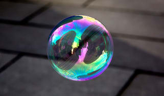 Soap bubble © Getty Images
