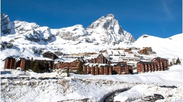 Breuil-Cervinia, Valle d'Aosta, Italy © Getty Images/iStockphoto