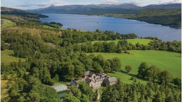 Camusericht Lodge, Rannoch, Pitlochry, Perth & Kinross