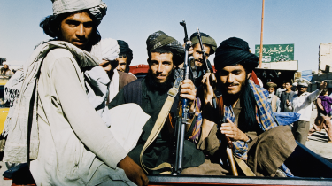 Taliban in Kabul © Gamma-Rapho via Getty Images