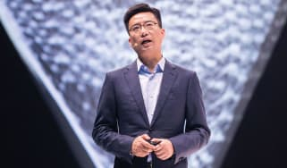 Simon Hu, CEO of Ant Group © Shutterstock