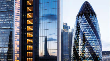 The Gherkin building © Getty images