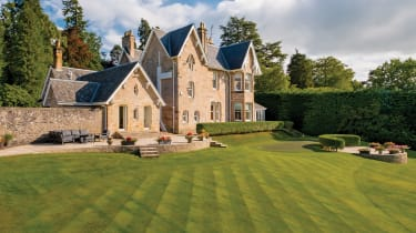 Glenacres, The Crescent, Dunblane