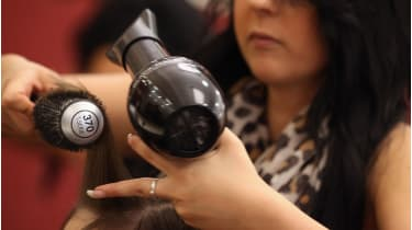 Hairdressers deserve cover too © Getty