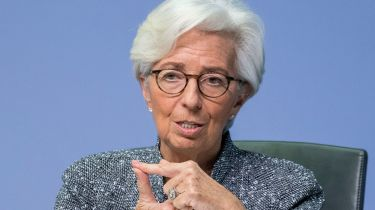 Christine Lagarde's epic blunder has spooked markets © Getty
