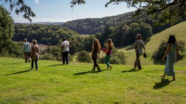 Sharpham Woodland Retreat