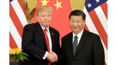 All eyes are on Donald Trump and Xi Jinping