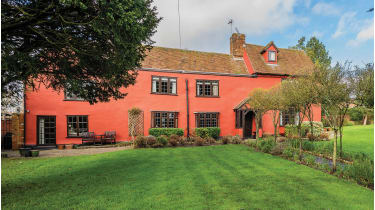 Hay Farmhouse, Therfield, Hertfordshire.